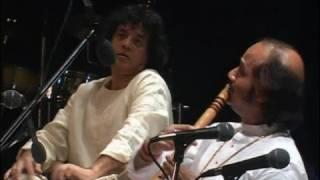 Pt Ronu Majumdar & Ustad Zakir Hussain