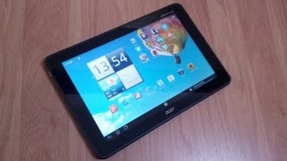 Videoreview Acer Iconia Tab A510 [HD][ESPAOL]