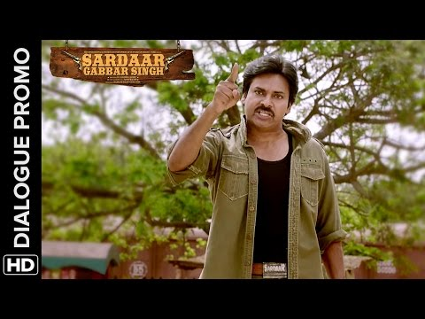 Pawan Kalyan Is Akela Hero | Sardaar Gabbar Singh | Hindi Dialogue Promos