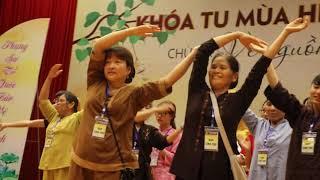 TT Thích Minh Quang hát BIẾT BAO GIỜ - tri ân Ban tịnh trù, Ban hành đường - Khóa tu mùa hè 2018
