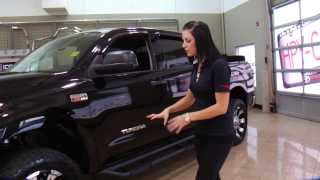 Custom Truck Parts at Sherwood Park Toyota