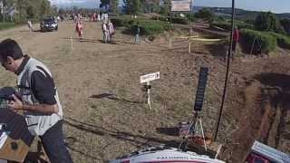 31 maggio - prologo di Francesco Tarricone in esclusiva per WRR    Sardegna Rally Raid 2013