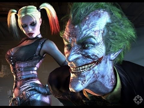 Batman: Arkham City - Official Gameplay Trailer - This Ain