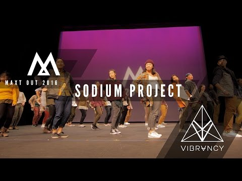 Sodium Project | Maxt Out 2016 [@VIBRVNCY 4K Front Row]