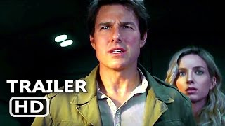 THE MUMMY Trailer + Zero Gravity Featurette (2017) Tom Cruise Adventure Movie HD