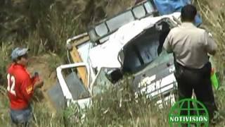 Accidente En La V�a Saracay - Balsas