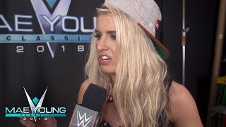 """Why the 2018 Mae Young Classic is """"Toni time"""": Exclusive, Sept. 19, 2018"""