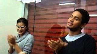 Aniversariantes do mes na Igreja Pentecostal Restaurar de Cuiabá MT