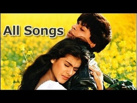 Dilwale Dulhania Le Jayenge (ddlj) - Shahrukh Khan | Kajol - Full Songs - Juke Box video