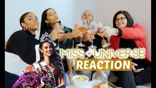 Miss Universe 2018 - REACTION