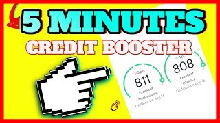 How to Boost Credit Score 100 Points in 5 minutes For Free With Experian Boost