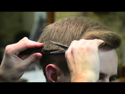 Luke The Barber Classic Haircut