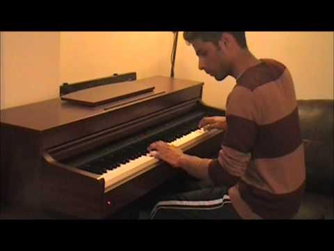 Iss Pyar Ko Kya Naam Doon - Rabba Ve Piano Instrumental - Sanket...