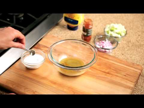 How to make an egg salad sandwich - #9 - Adding salt — Appetites®