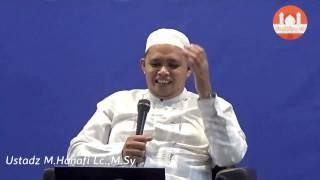 Adat istiadat Dalam Fiqih islam - Ustadz M.Hanafi Lc.,M.Sy