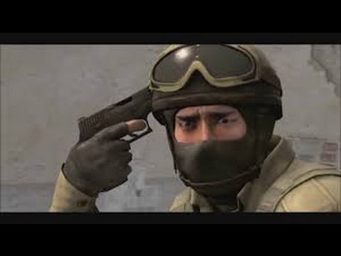 FUNNY CS GO ANIMATIONS