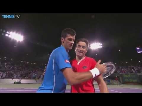 2015 ATP Miami Open Thursday feat. Djokovic, Nishikori and more