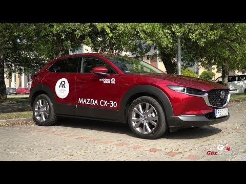 Gázfröccs TESZT: Mazda CX-30 G122 AT - Tökéletes műszer