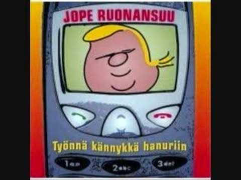 Jope Ruonansuu - Ponutehtaan Jenkka