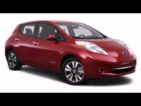 2013 Nissan Leaf Video