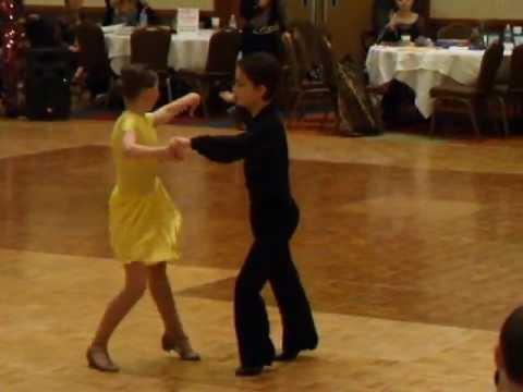 Zachary and Maria - Samba 12-10-27