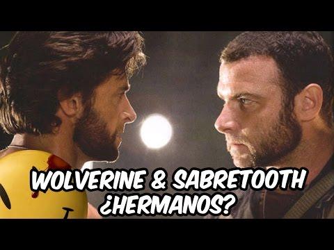 ¿Wolverine y Sabretooth son hermanos? | Cinexceso FAQ