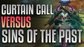 Destiny 2 - Curtain Call vs. Sins of the Past - Which is Better?