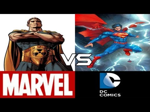 Hyperion VS Superman (CBVS#2 HD Remake)