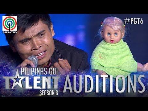 Pilipinas Got Talent 2018 Auditions: Rodimer Baselotte - Sing | ABS-CBN