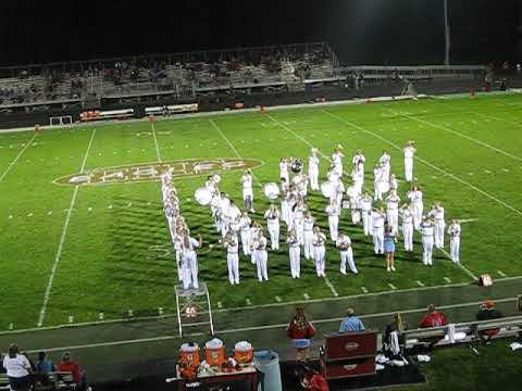 E.H.S. Eagle Marching Band - Alternative Rock Show - 9/16/16 - @Home