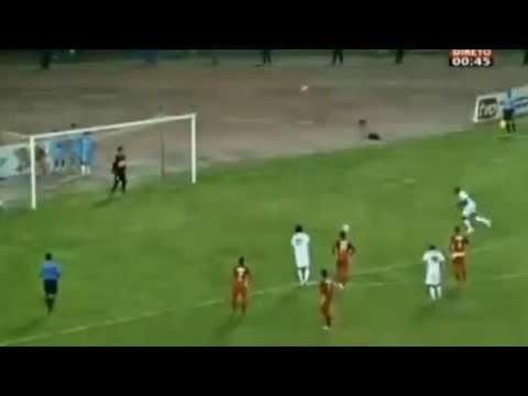Best Penalty Goal Ever ! Boa Morte | Deportivo Anzoátegui 2-3 Amigos de Luis Figo