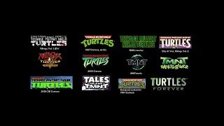 All TMNT theme songs (update 2018)