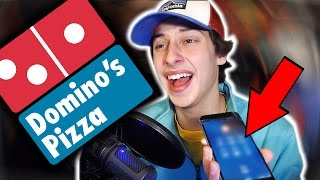 HILARIOUS PIZZA PRANK CALL!! (Angry Worker)