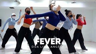 Dua Lipa, Angèle - Fever Dance Choreography / Honey
