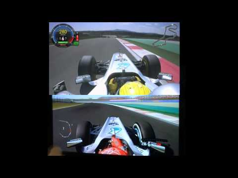 F1 2011 vs Real F1 [FOM]