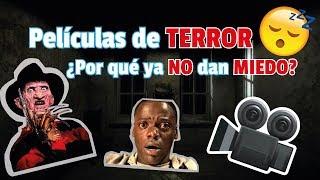 PELÍCULAS de TERROR: ¡¿Por qué ya NO dan MIEDO?! 😴🎥👻   #001