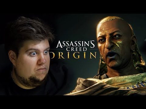 УБИЙСТВО ПРОРОКА МЕДУНАМОНА - Assassin's Creed: Origins - #3