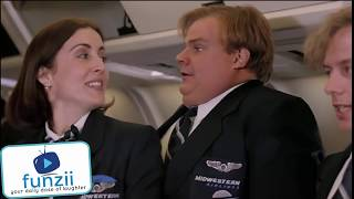 Tommy Boy - Handle the announcements