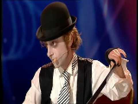 Australia S Got Talent 2009 Clical Saw