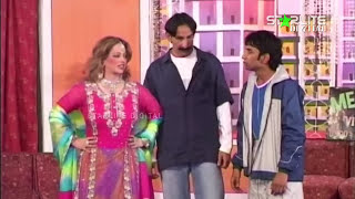 Best Of Iftikhar Thakur and Amanat Chan Pakistani Stage Drama Full Funny Clip
