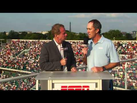 Rafael Nadal Beats Leonard Mayer In Straight Sets (French Open Highlights)