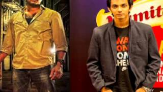 Aathi song (Anirudh)- copy from English song by Nas