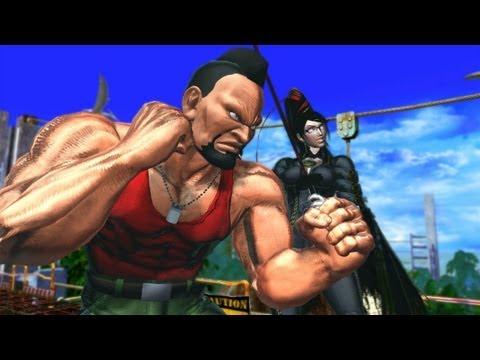 Street Fighter X Tekken – Vaas x Bayonetta VS Jin N7 x Samara [1080p] TRUE-HD QUALITY