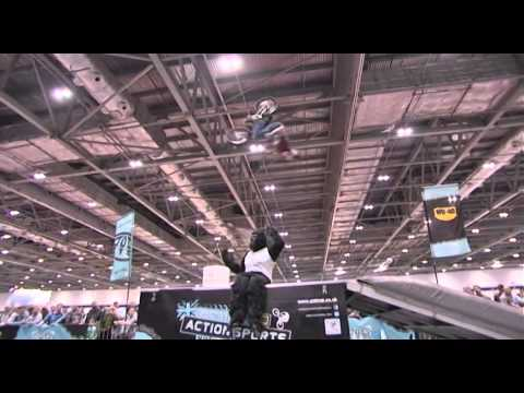 Go Ape at Telegraph Outdoor Adventure and Travel Show 2014