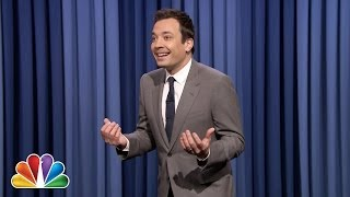 Jimmy Fallon Kicks Off The Tonight Show