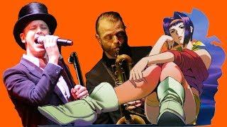 Platina Jazz - Knock A Little Harder - LIVE (from Cowboy Bepop)
