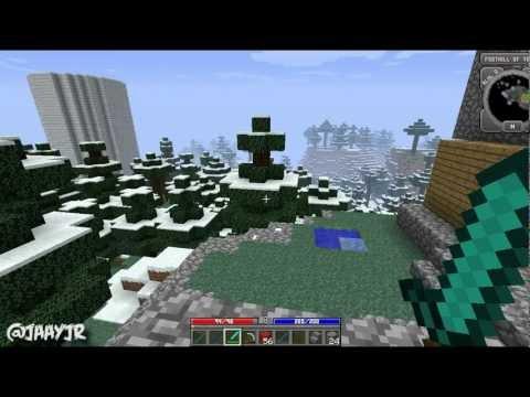Minecraft Hack Slash Mine: Disponibilizando pra Download e Sneak Creeper