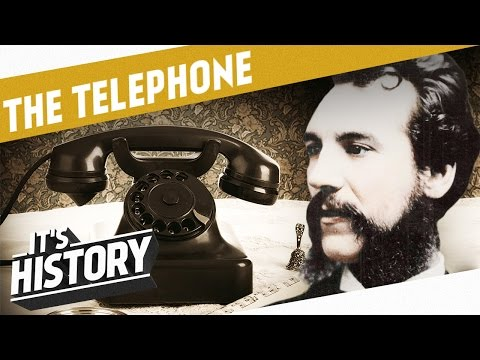 Ring Ring Ring - The Invention Of The Telephone I IT'S HISTORY