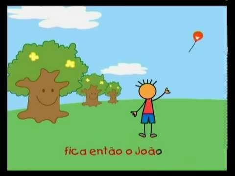 Carochinha Vol. 1 - O Balão Do João video