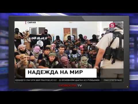 Сирийцы по всему миру поблагодарили Россию за помощь в борьбе с ИГ